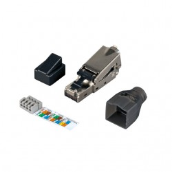 Connecteur RJ45 CAT6 plug-in